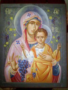 Maica Domnului (Icoane иконы)