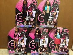 2014 Fifth Harmony Normani Dinah Ally Camila Lauren - Barbie Life In Dreamhouse Dolls | eBay