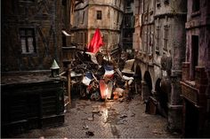 Film: Les Miserables (2012) Production Design: Eve Stewart Set Decorator: Anna Lynch-Robinson