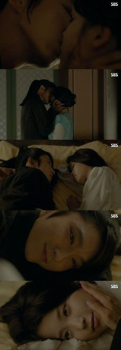 [Spoiler] Added episode 16 captures for the #kdrama 'Scarlet Heart: Ryeo'