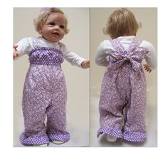 Playground Romper with tie-up straps and hem ruffle