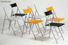 sillas plegables modernas - Buscar con Google