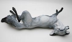 Beth Cavener - Follow the black rabbit | Enenra