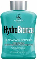 Hempz Hydro Bronze Tanning Lotion