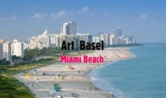 Everything You Need to kown about Art Basel Miami Beach 2016 |#baselshows #basel #designshows #design #artbasel #miamibeach #artbaselmiami | http://www.baselshows.com/