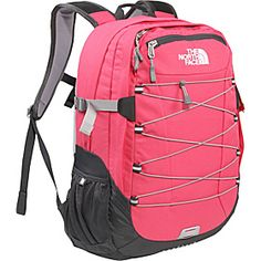 The North Face Women's Borealis - Teaberry Pink Heather - via eBags.com!