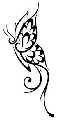 Design for behind my right ear