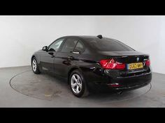 BMW 3 SERIES 320D EFFICIENT DYNAMICS - Air Conditioning - Alloy Wheels - Bluetooth - Spare Key - Parking Sensors | In black with 34000 miles on the ...