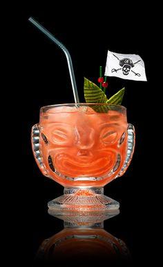 Freaki Tiki - Freaki Tiki with Captain Morgan® White Rum
