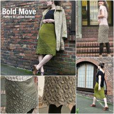 Bold Move skirt pattern - Lorilee Beltman