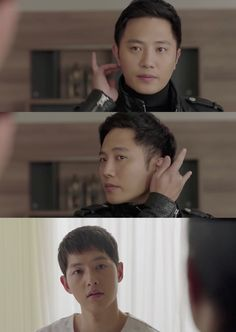 Ep 14 ~ Sergeant Seo doesn't intend to help pay for the windows and Captain Yoo…