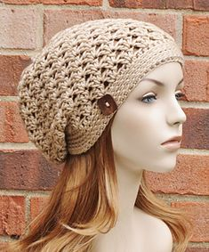 Riley is a light and airy slouch hat featuring a pretty knit-look band and gorgeous lacy texture. This hat is both quick and simple to work up, perfect for last-minute gifts! This pattern contains helpful, clear photos and easy to follow, detailed instructions.