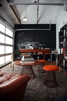 Mid Century Modern Office Design Ideas