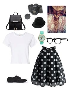 """Pack and go: Cuba"" by mayraflores534 on Polyvore featuring Chicwish, RE/DONE, Bobbi Brown Cosmetics and Packandgo"