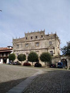 Palacio de Velarde (Santillana del Mar)  Cantabria  Spain
