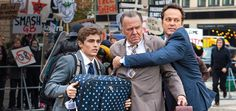 Watch the Unfinished Business red band and green band trailers, starring Vince Vaughn, Dave Franco and Sienna Miller.