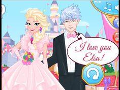 Frozen Wedding Rush - Disney Frozen Games