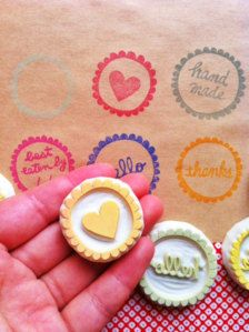 Rubber Stamps in Scrapbooking - Etsy Supplies - Page 9