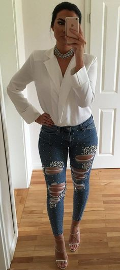 Adorable Fall Outfits To Copy Right Now Fall Fashion Outfits, Boho Outfits, Autumn Fashion, Women's Fashion, Fashion Gallery, Fiesta Outfit, Booties Outfit, Cozy Winter Outfits, Sweaters And Jeans