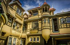 The Winchester Mystery House has held my fascination for years - here are 13 things you didn't know about the house, plus whether any of it is actually true to begin with.