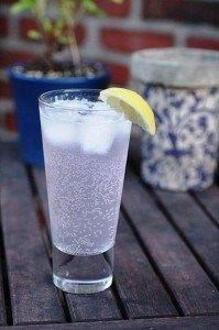 DIY Lavender Lemon Soda