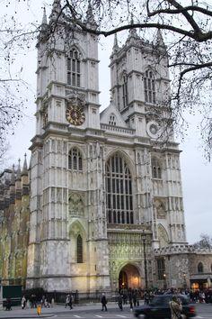 Westminster Abbey, London..