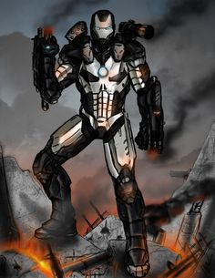 punisher artwork | Iron Punisher by Perronegro300