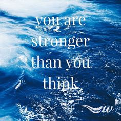 You are stronger than you think. A lot of things may seem hard. But then we're forced to do some even harder things and soon realize it actually can be done. Believe in yourself from the start. You are stronger than you think. #motivation #motivationalquotes #quote #quotes #quotestoliveby #quotestagram #strong #confidence #confident #youcandoit