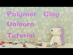 ❤ Polymer Clay Unicorn Tutorial ❤