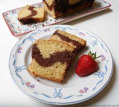 Le marbré est une barre pâtissière «marbrée» au chocolat.  Sa composition inclut en proportions plus ou moins égales de la farine, du  sucre, du yaourt de soja, de l'huile et, bien sûr, du chocolat. Pour  pallier à l'absence d'œufs, des agents levants sont nécessaires.  Au goûter, ce gâteau moelleux fera la joie de la famille. On en prend une  tranche, une seconde, on ne peut plus s'arrêter!    Un peu d'histoire  Spécialité de Bretagne, Pays nantais et de toute la France  Popularisé par…