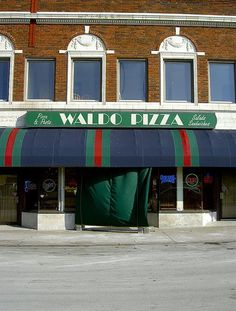 2. Waldo Pizza, Kansas City