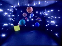 Solar system project for kids by Joumana Adham