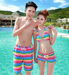 0bbfd1845993d japan. Ursula Pineda · couples swimwear