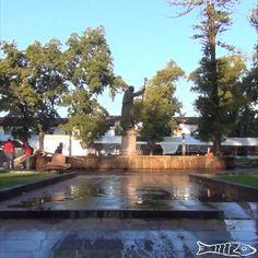 Plaza Vasco de Quiroga Centro histórico Pátzcuaro  #patzcuaro #pueblomagico