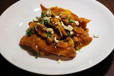 kasvisruoka / Kipparin morsian: BBQ-pavut ja uunibataatit