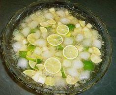 Caipirinha - Bowle  | Chefkoch.de (Cool Desserts)