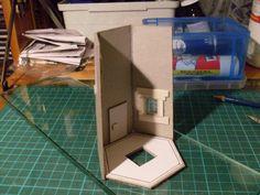 John Ahern Model Lighthouse.  - Scratchbuilding. - More Practical Help - Your Model Railway Club