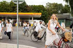 Utanför Shell #IceRide #Stockholm