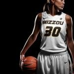 New Missouri women's basketball uniforms