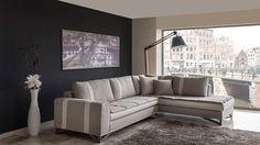 Καναπές SPIRIT - Paris Mobile - Έπιπλα Mobile Home, Corner Sofa, Sofas, Couch, Paris, Furniture, Home Decor, Couches, Corner Couch