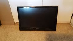 Reconditioned/Certified -  TV - Dynex TV monitor, rarely used--has an excellent picture-- great deal!! It can be used either as a wall mount or on a stand, neither included.  Price--$50.00