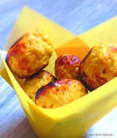 Rezepte mit Herz ♥: Chickenballs to go - mit einem Haps sind sie im Mund