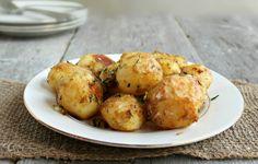 Hungry Couple: Crispy Curried Potatoes