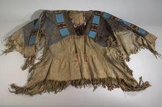 Рубаха, Северные Арапахо. 1910 год.