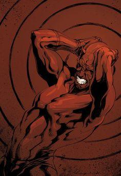 Daredevil by Anthony Jean
