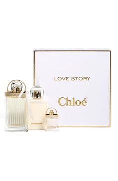 Chloé 'Love Story' Set (Limited Edition) ($163 Value) available at #Nordstrom