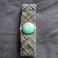 macrame art jewellery - Google Search