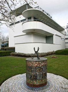 BAUHAUS l Chabot Museum, Rotterdam, Zuid-Holland.