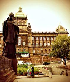 Praha-Národní muzeum