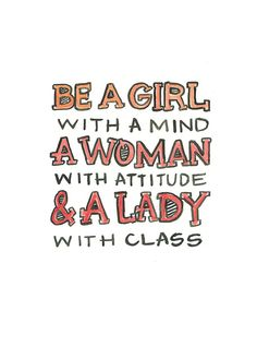 Mind, Attitude, and Class